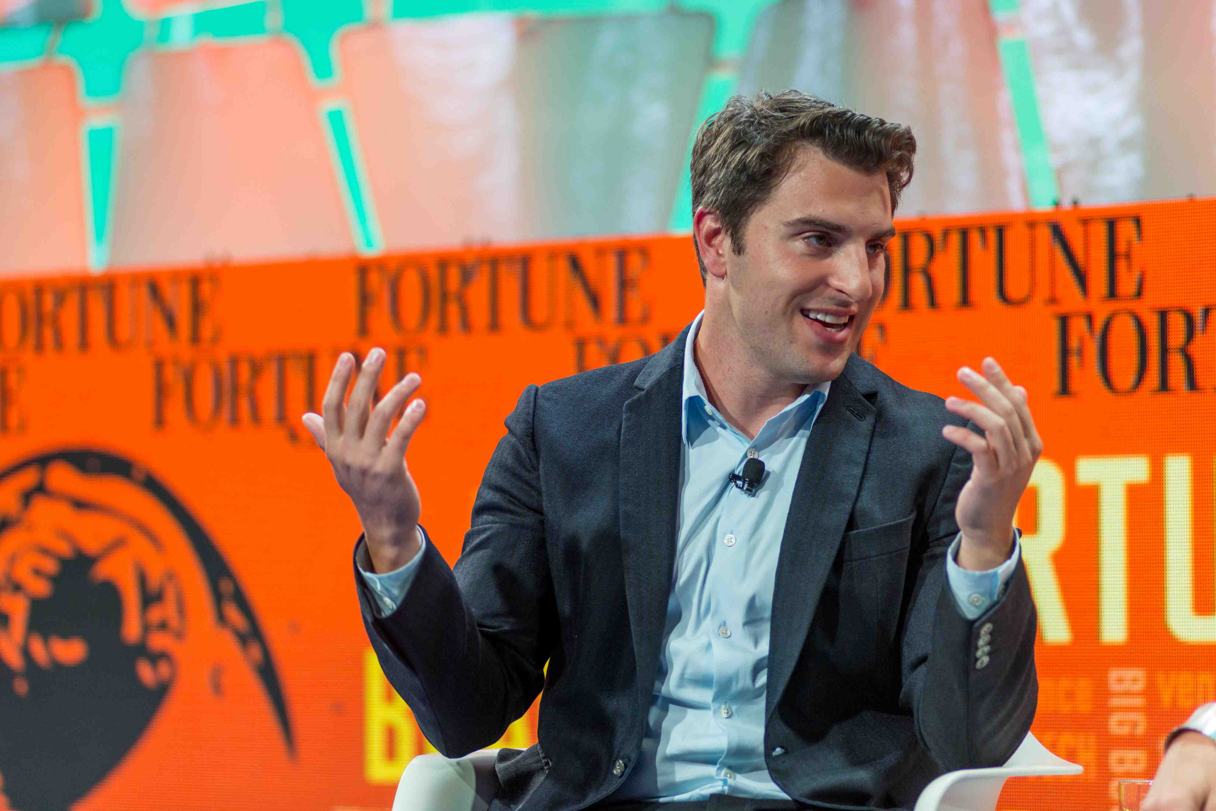 Brian Chesky, Airbnb CEO