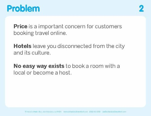 Airbnb Pitch Deck Teardown And Redesign