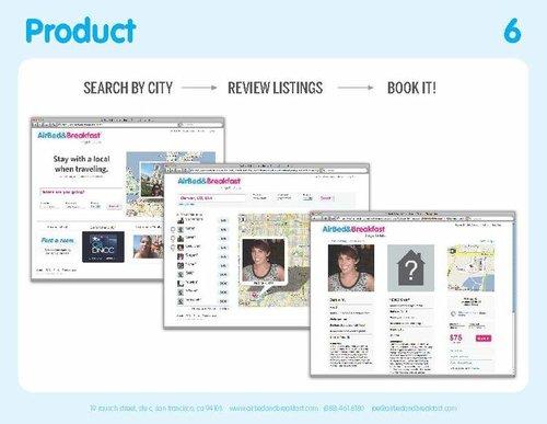 Original 2009 Product Slide