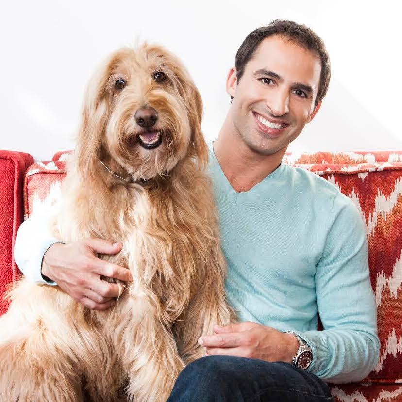 Aaron Hirschhorn, CEO of Dog Vacay