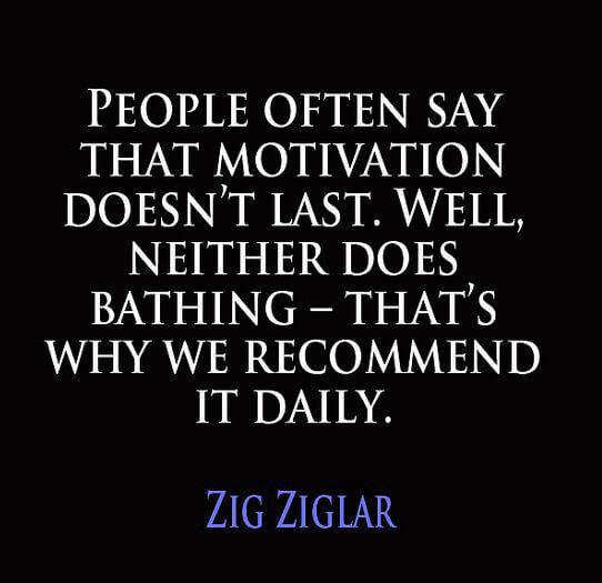 Employee Motivation: Zig Ziglar Quote