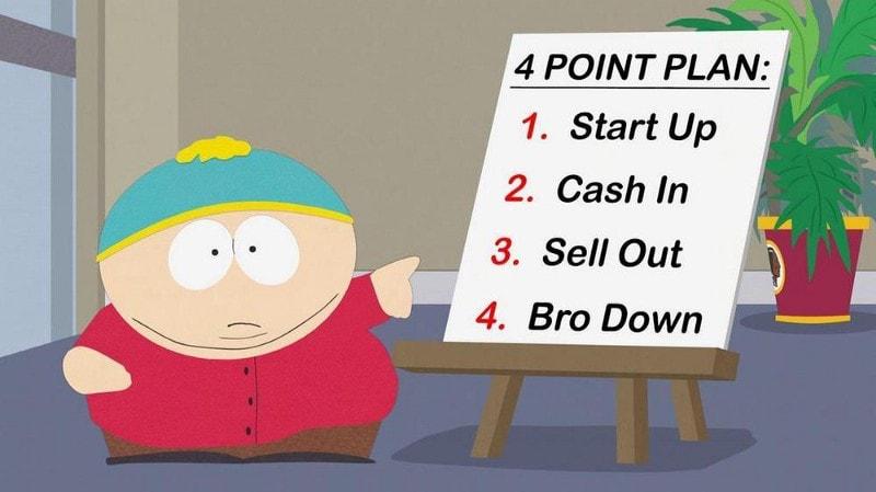 South Park Startup