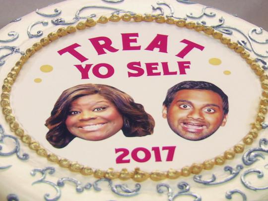 treat yo self - a break from the side hustle