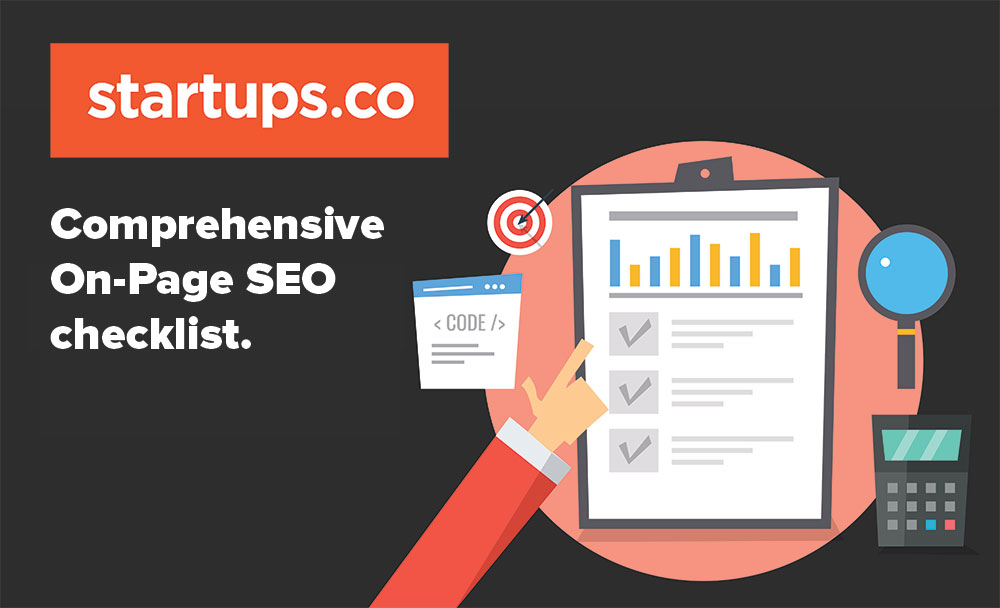 Startups.co Comprehensive On-Page SEO Checklist