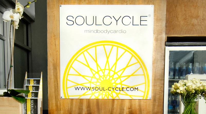 2006: First Soulcycle studio opens at W72