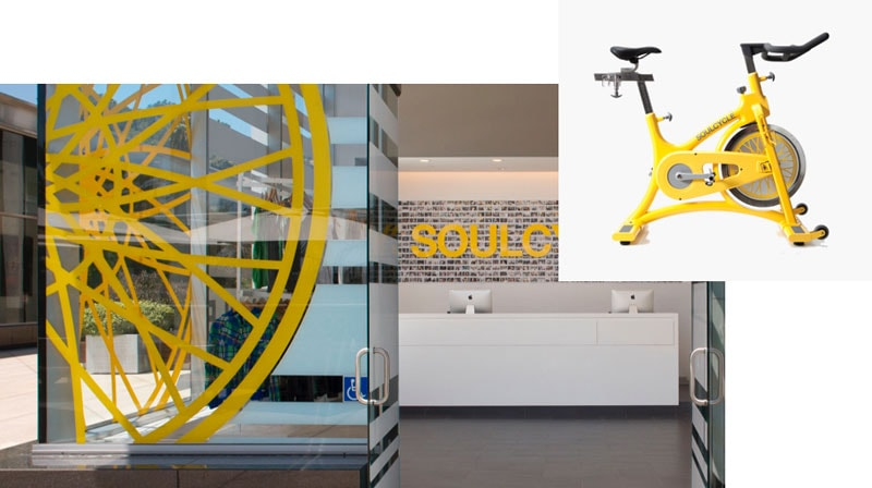 2012: California SOUL! First West Coast studio opens and the SoulCycle bike is launched.