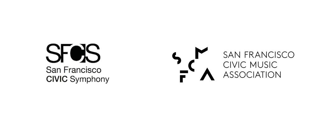 San Francisco CIVICSymphony's Logo 2017