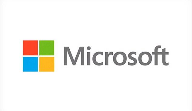 Microsoft's Logo 2017