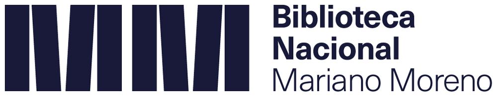 Biblioteca Nacional MarianoMoreno's Logo 2017