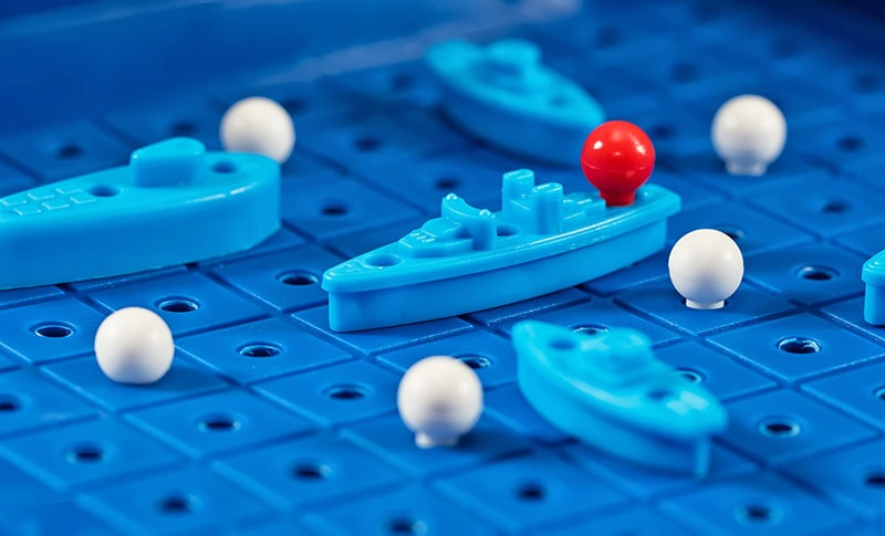 Analyzing Business Competitors Is Like A High-Stakes Game Of Battleship