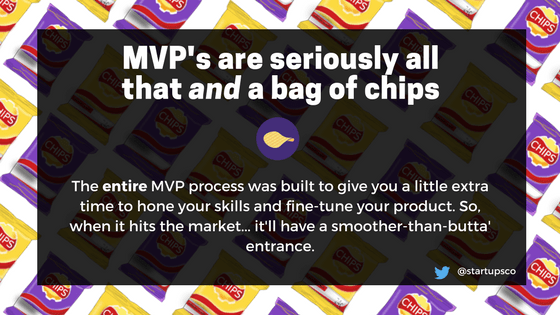 MVP's are seriously all that and a bag of chips
