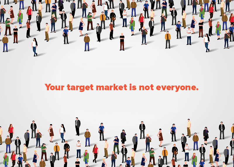 1 who is the target market We'll teach you how to target the right group of people so you can your target audience is your immediate superior or the lead content marketing.
