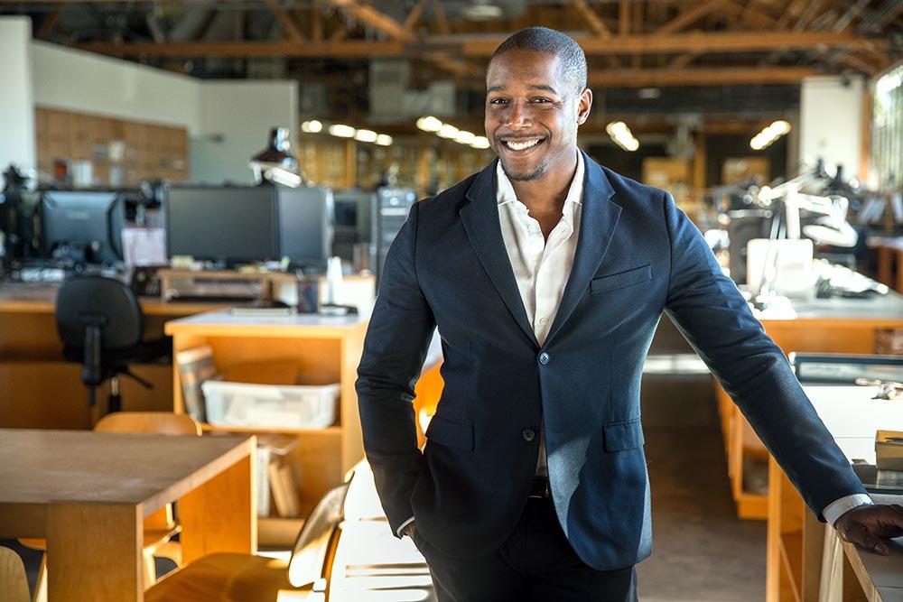 Minority Entrepreneur
