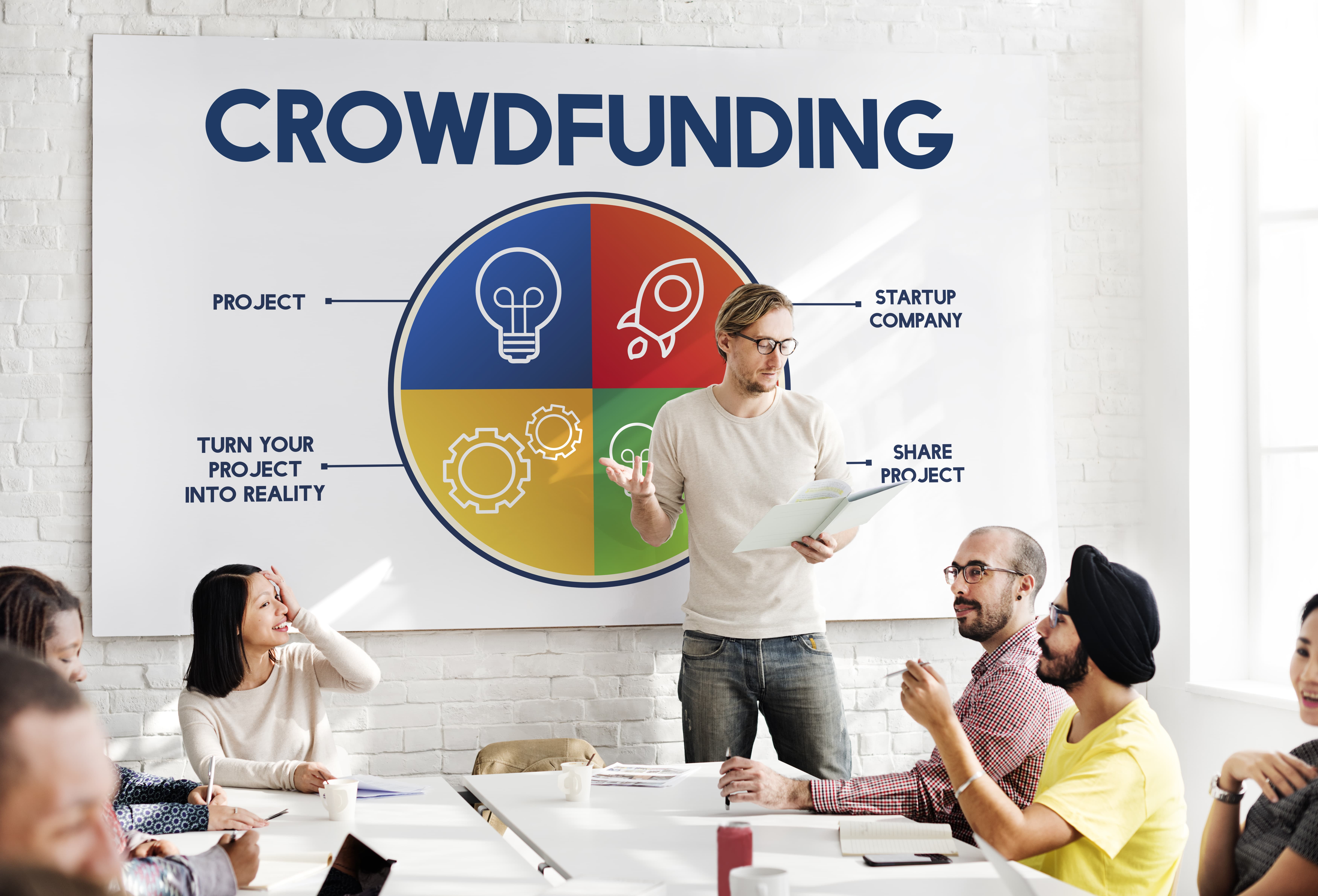 key crowdfunding statistics